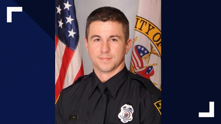 Mobile, Alabama, police officer shot and killed