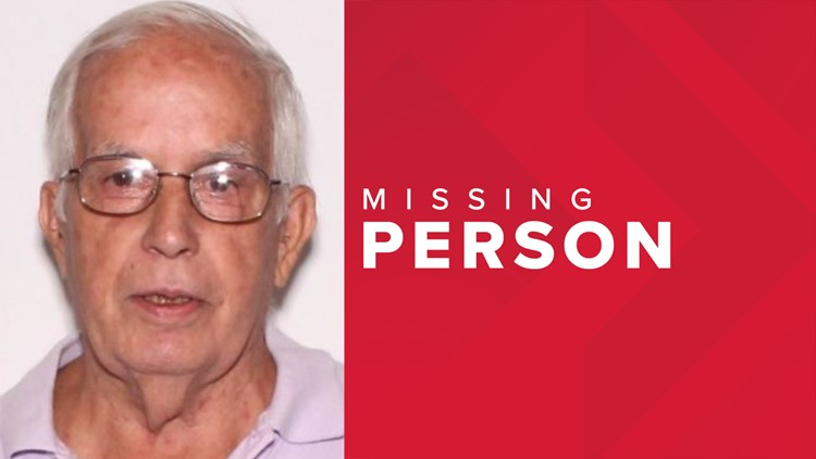 Have you seen James? Deputies searching for missing Homosassa man