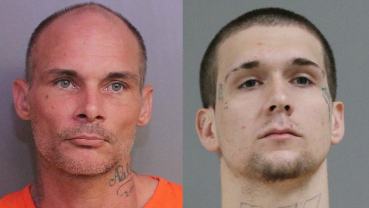 Two Polk County inmates charged with murder of fellow jail inmate