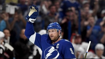 Tampa Bay Lightning clinch Atlantic Division title -- and more