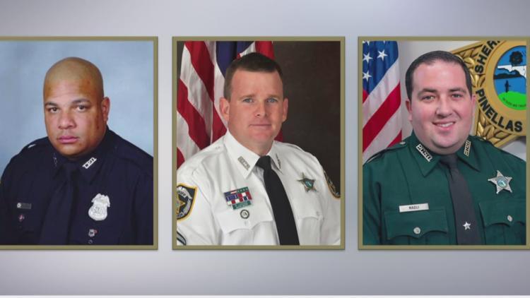 Florida lawmakers pass bill honoring fallen law enforcement officers
