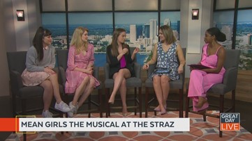 """""""Mean Girls"""" at the Straz"""
