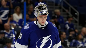 Lightning close to elimination after Game 3 loss to Blue Jackets