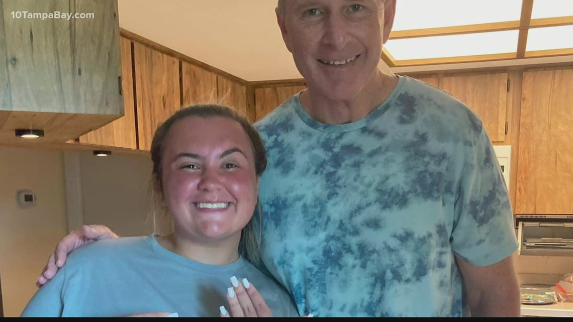 Clearwater man drives 90 minutes to hunt for missing engagement ring and finds it in the Gulf