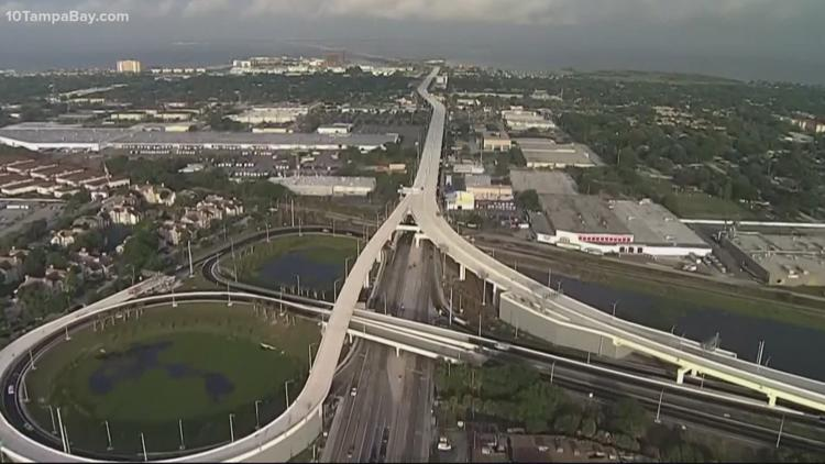 Here's what you need to know about the Selmon Extension ahead of Monday's opening