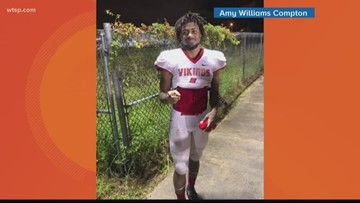 In the Know: Northeast High School football player on life support after tackle