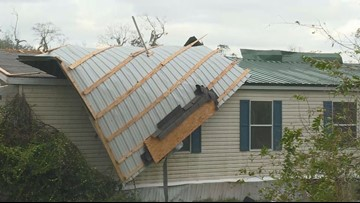 NWS issues report on Friday night tornado in Polk County