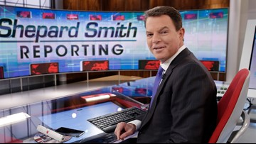 Shepard Smith is stepping down as Fox News anchor