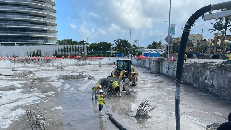 $22 million secured for investigation into cause of Surfside condominium collapse