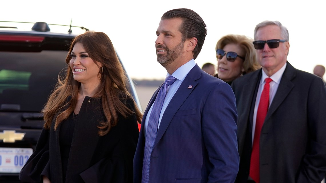 Trump Jr. plans on moving into a luxury community in Jupiter, and neighbors are upset