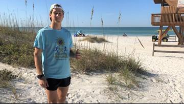 Florida teen prepares to run seven marathons in seven days