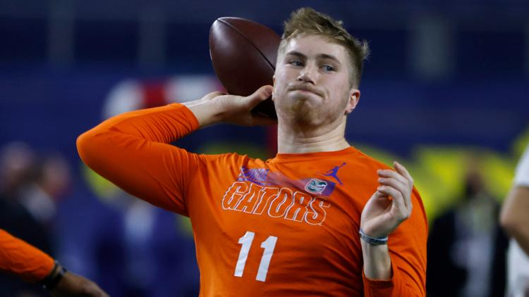 What could quarterback Kyle Trask's future be in Tampa Bay?