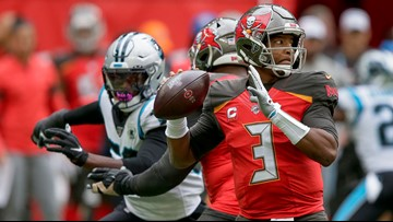 'All love and respect': Jameis Winston bids farewell to the Tampa Bay Buccaneers