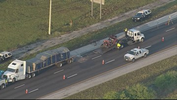 Plant City man dies after I-4 crash in Hillsborough County