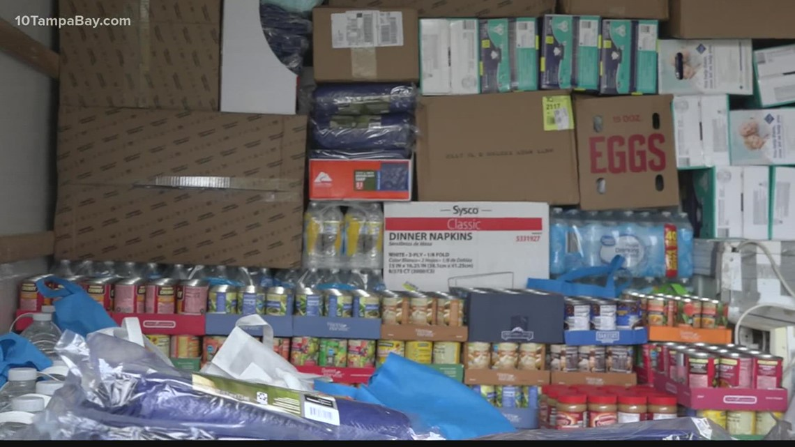 Lakewood Ranch community trying to get emergency relief supplies to hurricane ravaged Louisiana