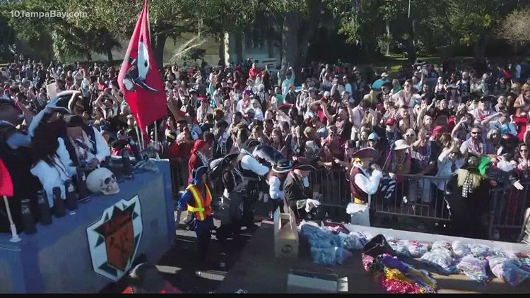 Tampa's 2021 signature Gasparilla parades canceled amid ongoing pandemic