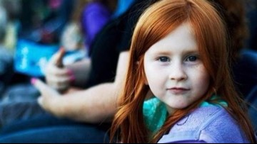 Redhead Day! Why do we call them redheads and not orangeheads?