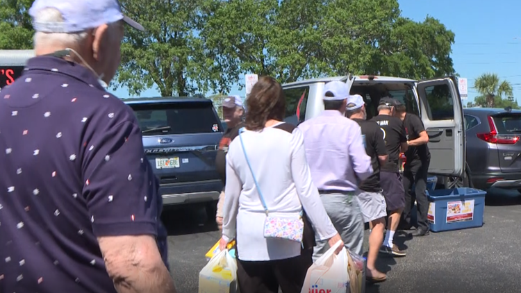 Cereal for Summer drive kicked into overdrive with two, 800-box donations