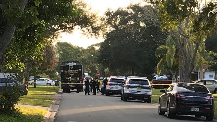 St. Petersburg woman found dead investigation