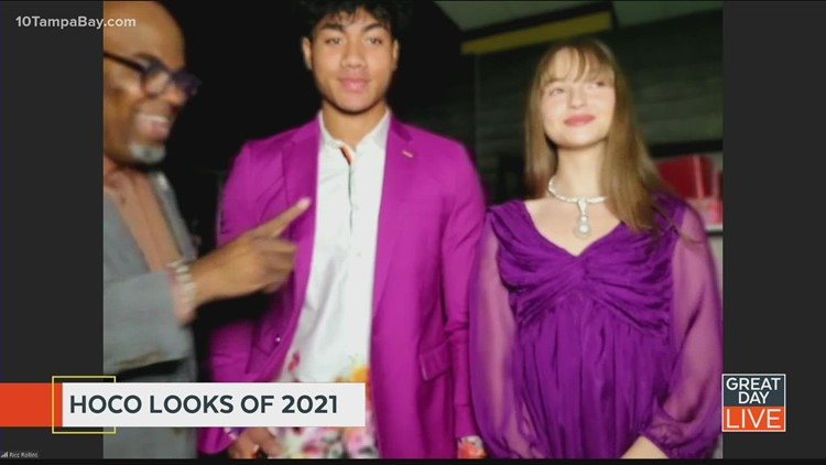 Homecoming style trends for 2021