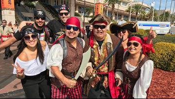 How to speak like a pirate ahead of Gasparilla