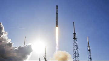 SpaceX continues its quest to Mars with this weekend's launch from Cape Canaveral
