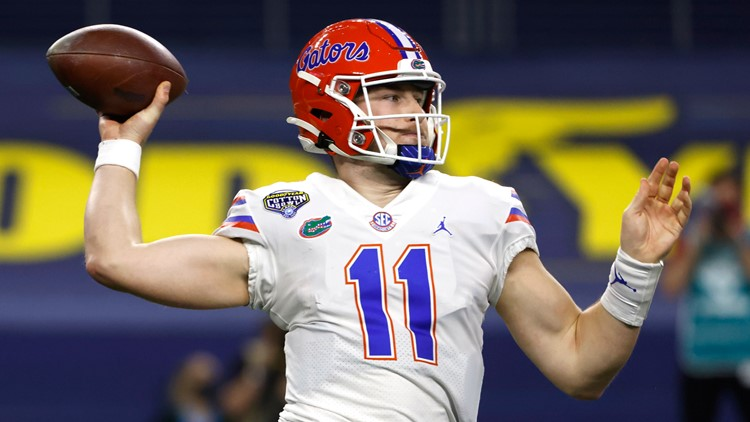 What's with the criticism surrounding Bucs draft pick Kyle Trask?