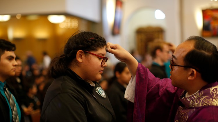 Ash Wednesday will look different this year due to the ongoing coronavirus pandemic