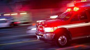 2 children hospitalized after triple fatal head-on crash in Alachua County