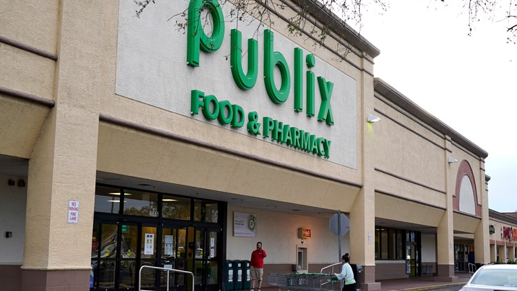 Publix to give $125 gift cards to vaccinated employees
