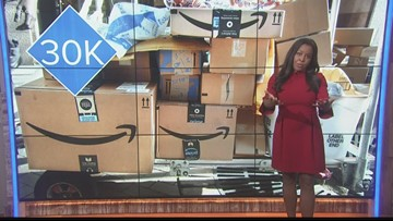 News in Numbers: USF one of the US' best, Amazon hiring and single men don't make enough money?