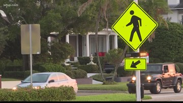 Tampa, St. Petersburg, Sarasota among the most dangerous places for pedestrians in the U.S., report finds