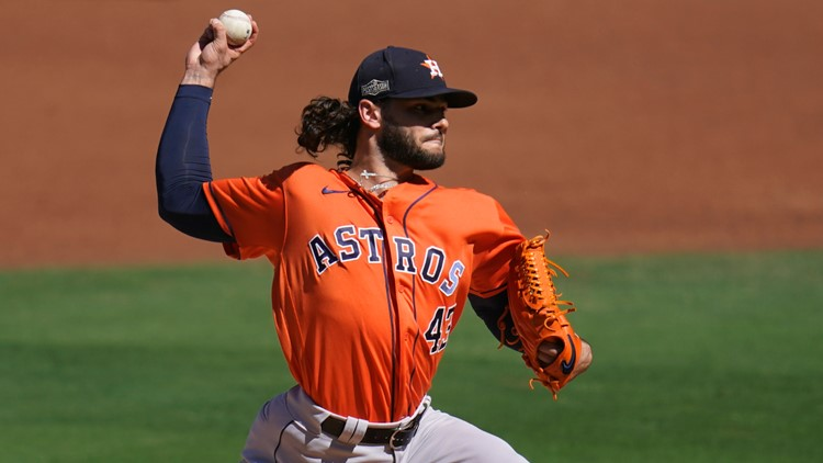 Reports: Tampa's Lance McCullers Jr. signs 5-year contract extension with Houston Astros