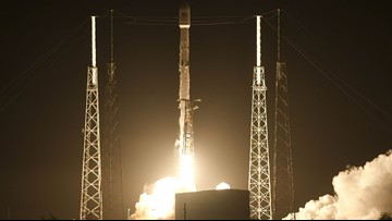 Weather looks good for Friday morning SpaceX launch from Cape Canaveral