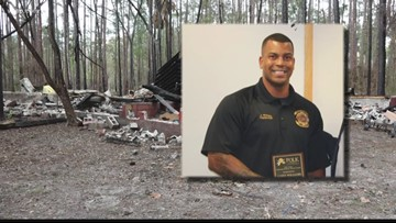Fire captain on administrative duty after Polk County woman dies in fire