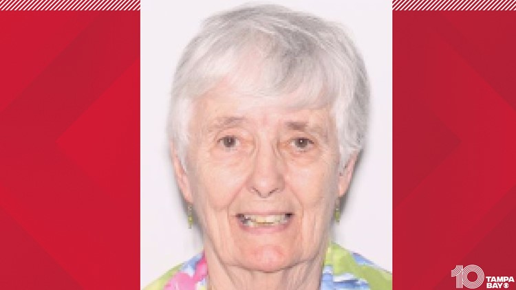 82-year-old Polk County woman with dementia found safe