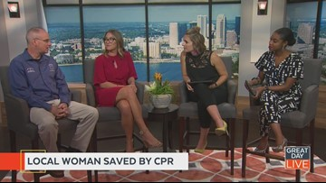 Cardiac Arrest through the eyes of a survivor