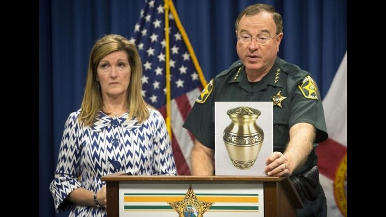 Grady Judd announces arrests in Polk underage sex sting