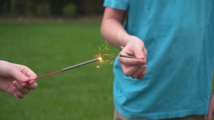 'You wouldn't give a blow torch to a child': Safety expert shares warning ahead of 4th of July weekend