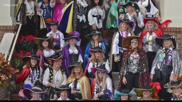 Gasparilla 2019: Celebrating the female pirates throughout history