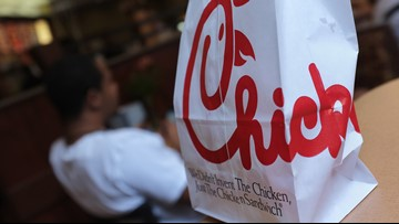 Lightning win scores fans free Chick-fil-A today