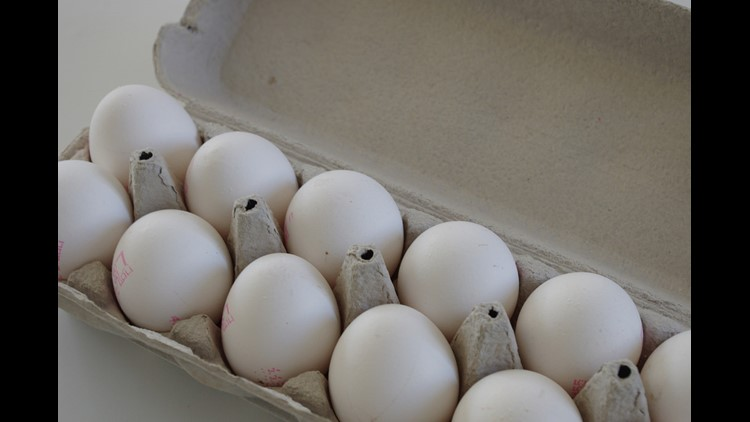 200 million eggs recalled due to salmonella risk