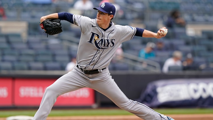 Yarbrough gets Rays 1st complete game in 5 years, tops Yanks