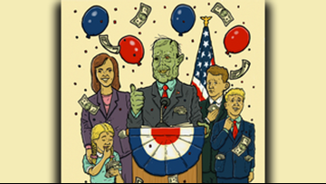 FEC to crack down on Congress' Zombie Campaigns