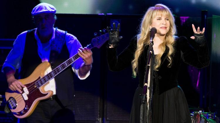 Fleetwood Mac Announces Tour Dates, Stop at Golden 1 Center