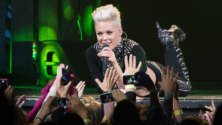 Pink is coming to Oklahoma City next spring