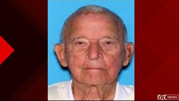 Silver Alert issued for 98-year-old missing Florida man