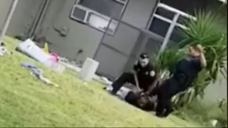 Miami Police officer accused of kicking suspect to be charged with assault