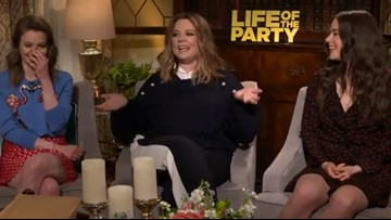 Melissa McCarthy is Back