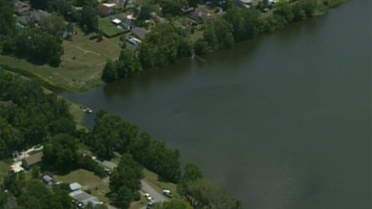 Teen yelled 'it bit me' before sinking in pond, 911 caller says
